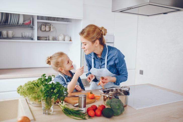 Ideeën om kinderen groenten te laten eten
