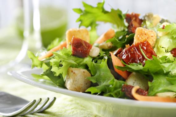 Caesar Salad (zonder ansjovis)