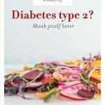 diabetes type 2 kookboek
