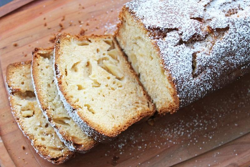 Appelcake met honing (Jeroen Meus)