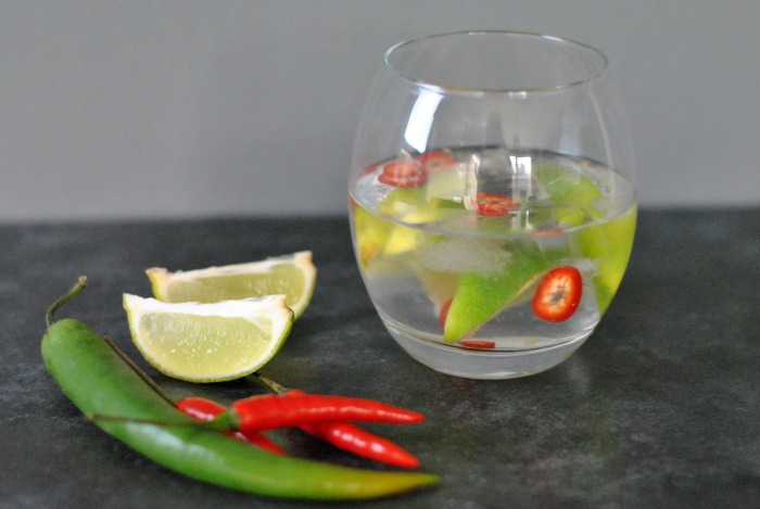 Chili Gin Tonic