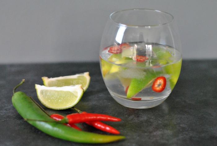 Chili Gin Tonic