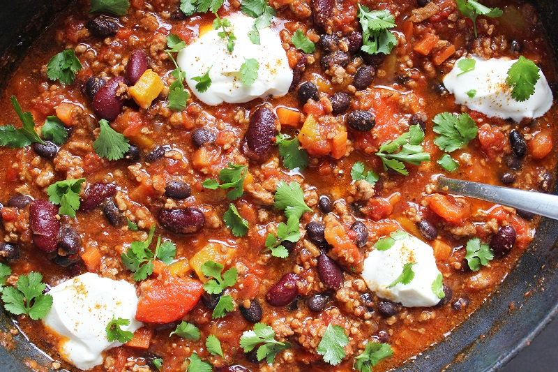Chili con carne (Jamie Oliver)