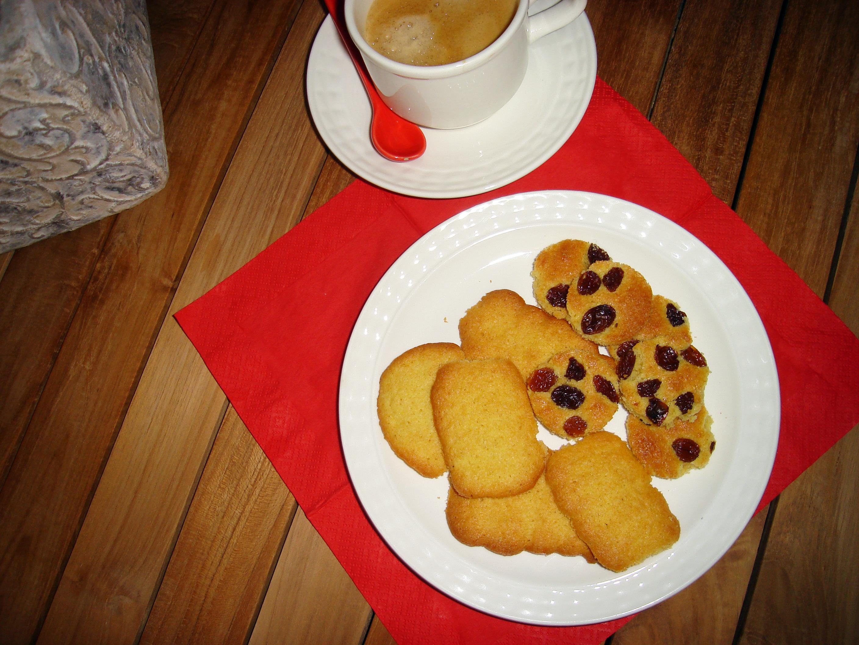 Eenvoudige koffiekoekjes