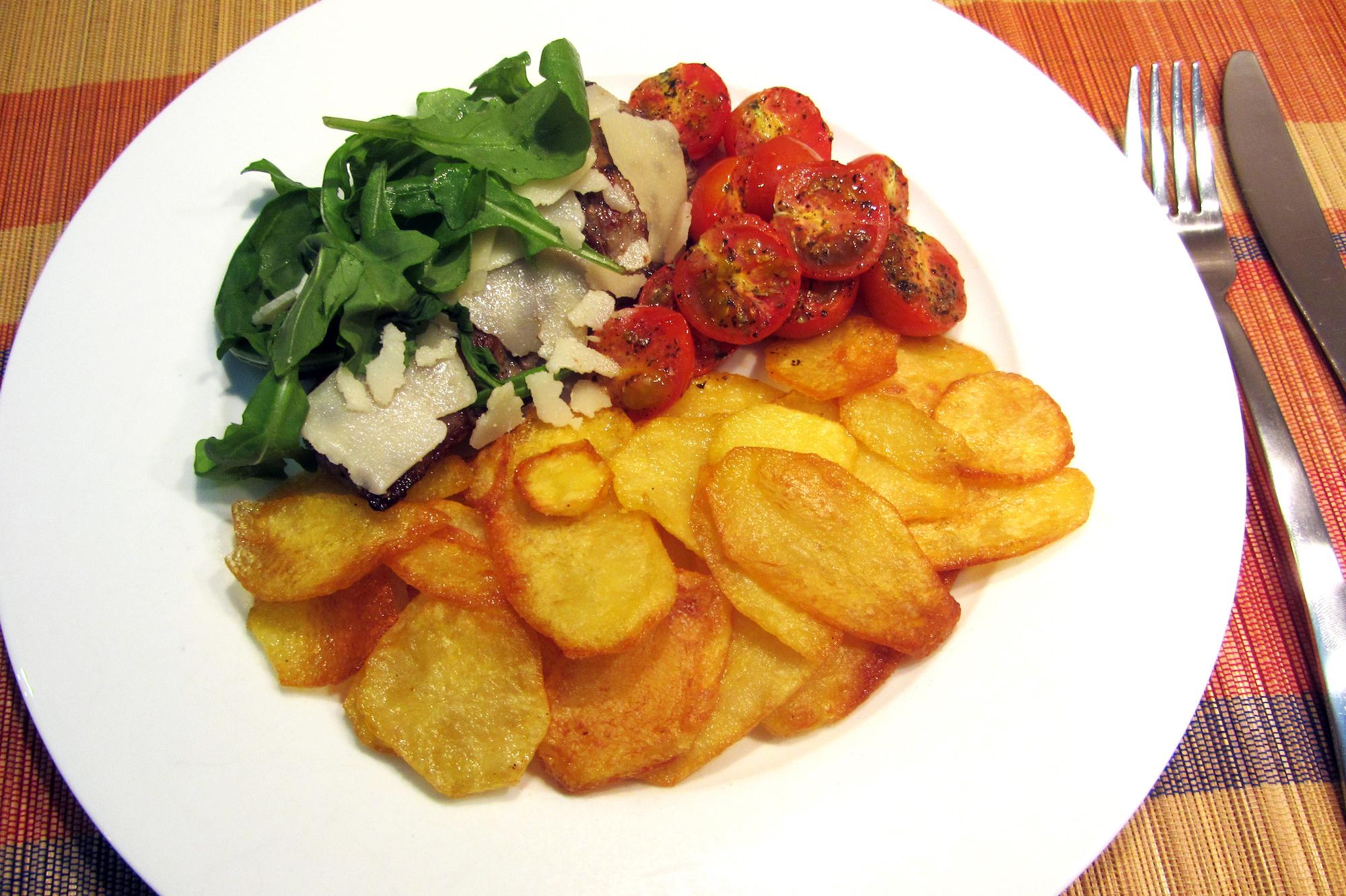 Filet pur op Italiaanse wijze