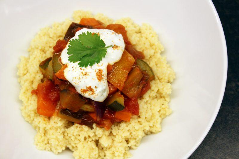 Groentestoofpot met couscous (Jeroen Meus)