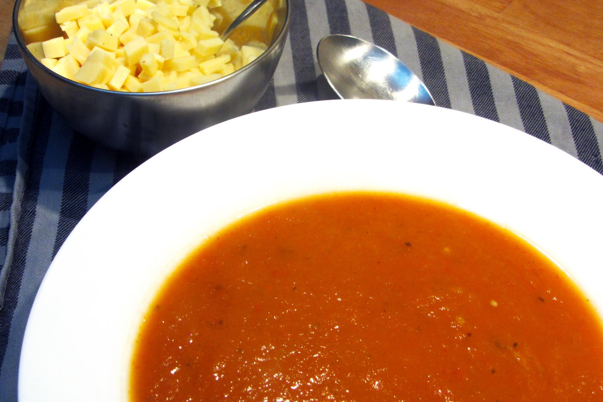 Grootmoeders tomatensoep