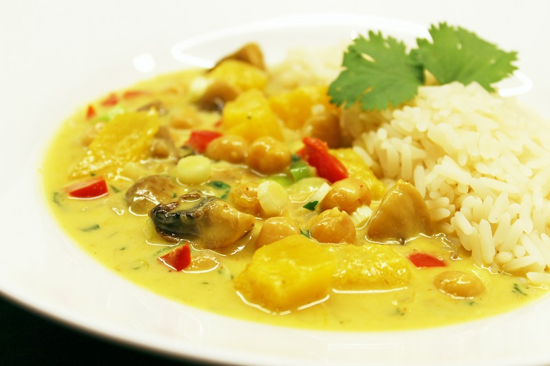 Herfstcurry
