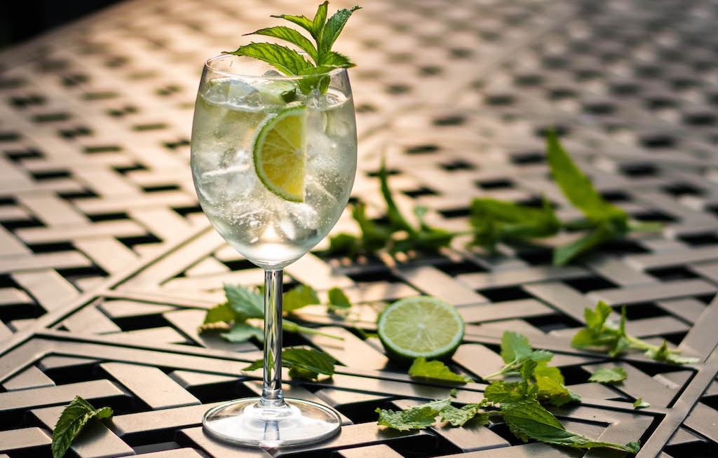 Hugo's Gin Tonic