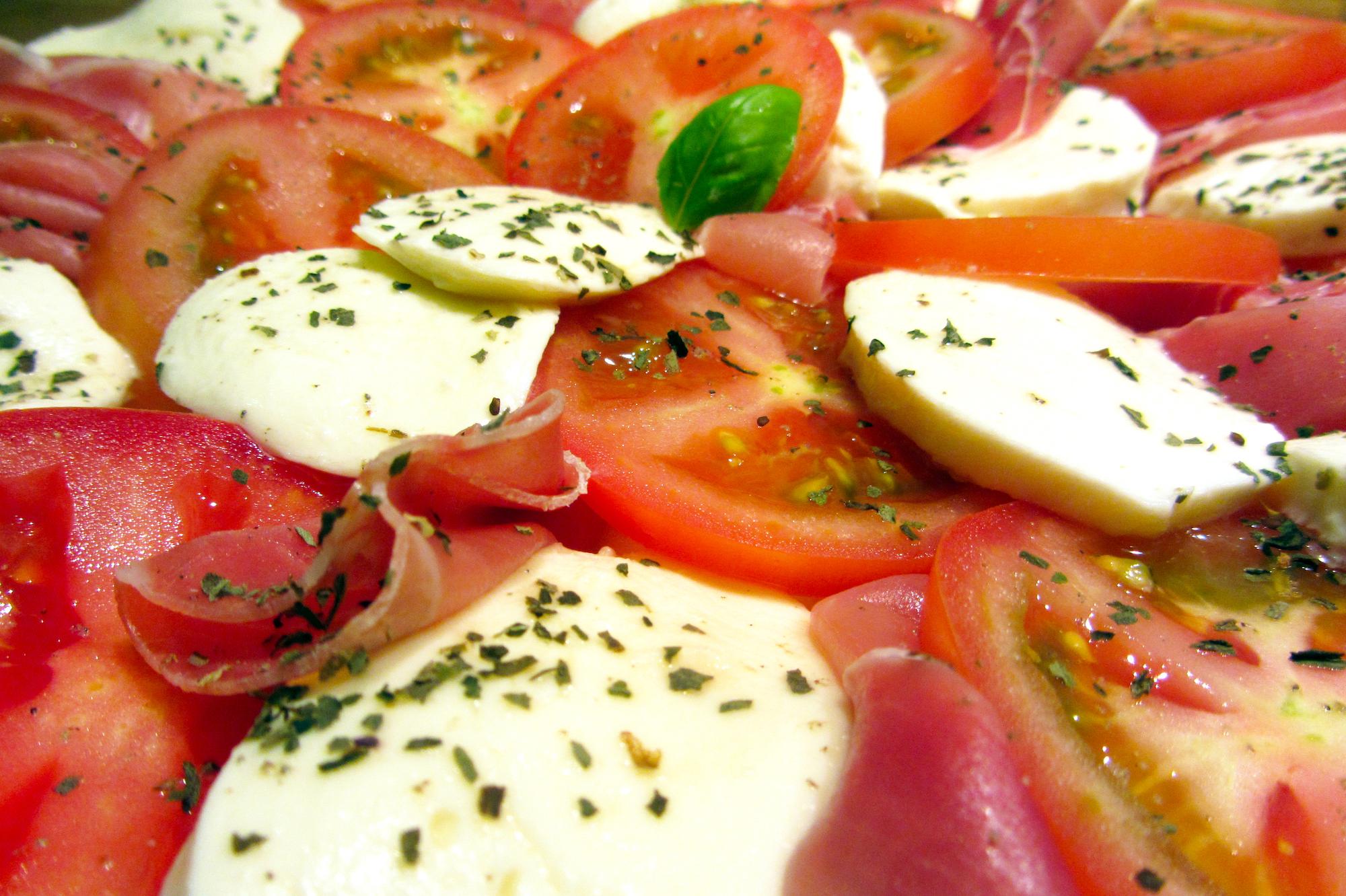 Italiaans tapabord Margherita