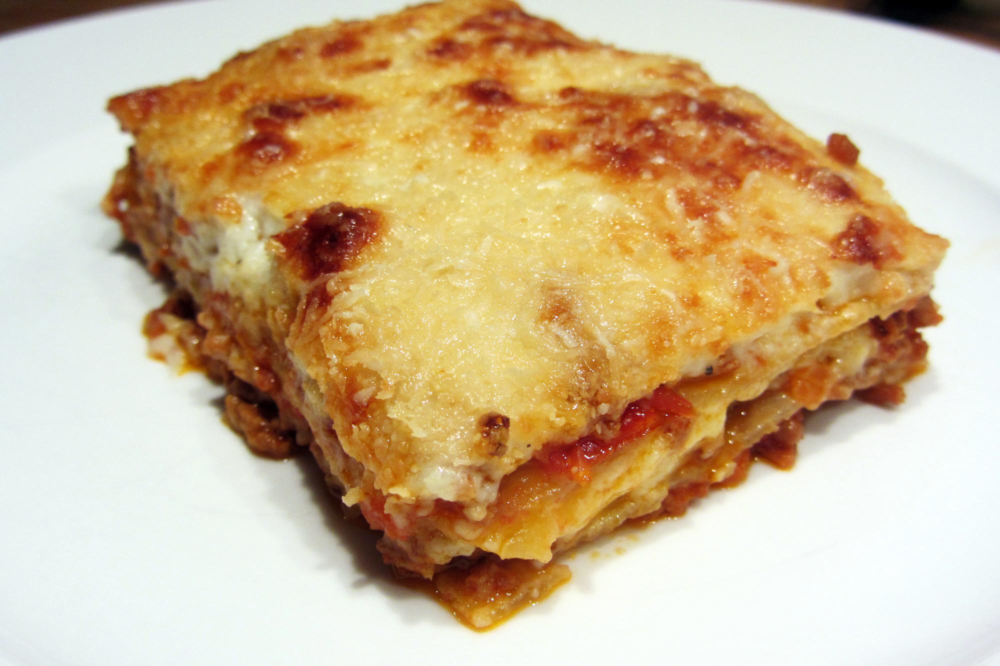 Klassieke lasagna (Antonio Carluccio)