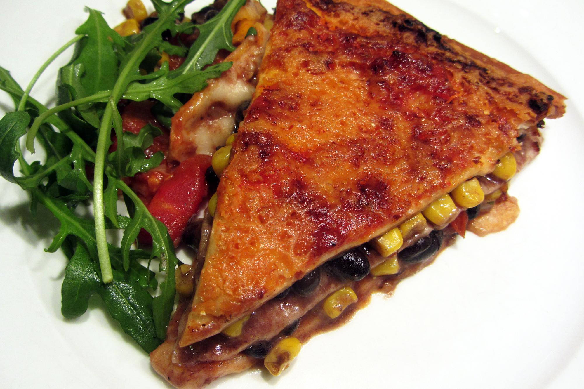 Mexicaanse lasagna (Nigella Lawson)