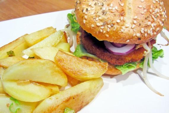Oosterse kippenburger