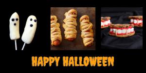 Halloween hapjes