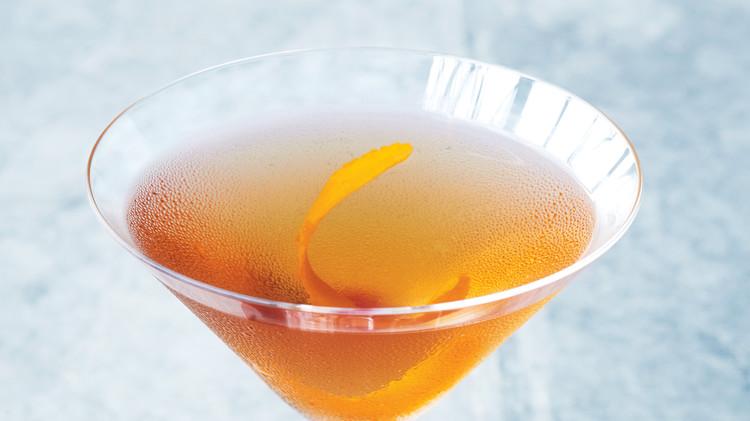 Sherry Martini