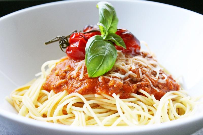 Spaghetti Bolognese (Roger van Damme)