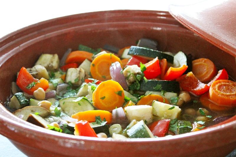 Tajine-groentjes