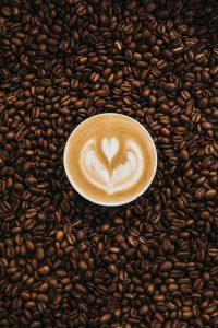 Wordt gelukkiger van koffie