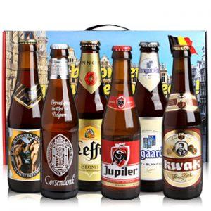 Bier en eten. Vier tips