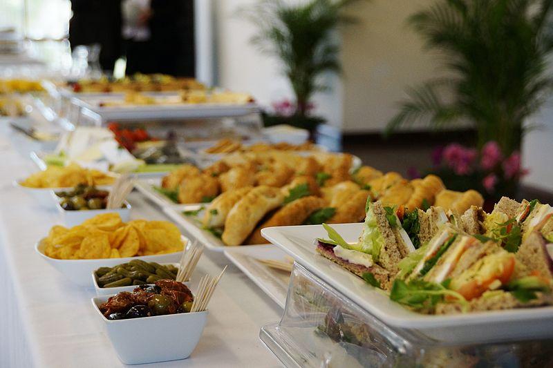 Voorzie jouw evenement van de lekkerste hapjes en gerechten!