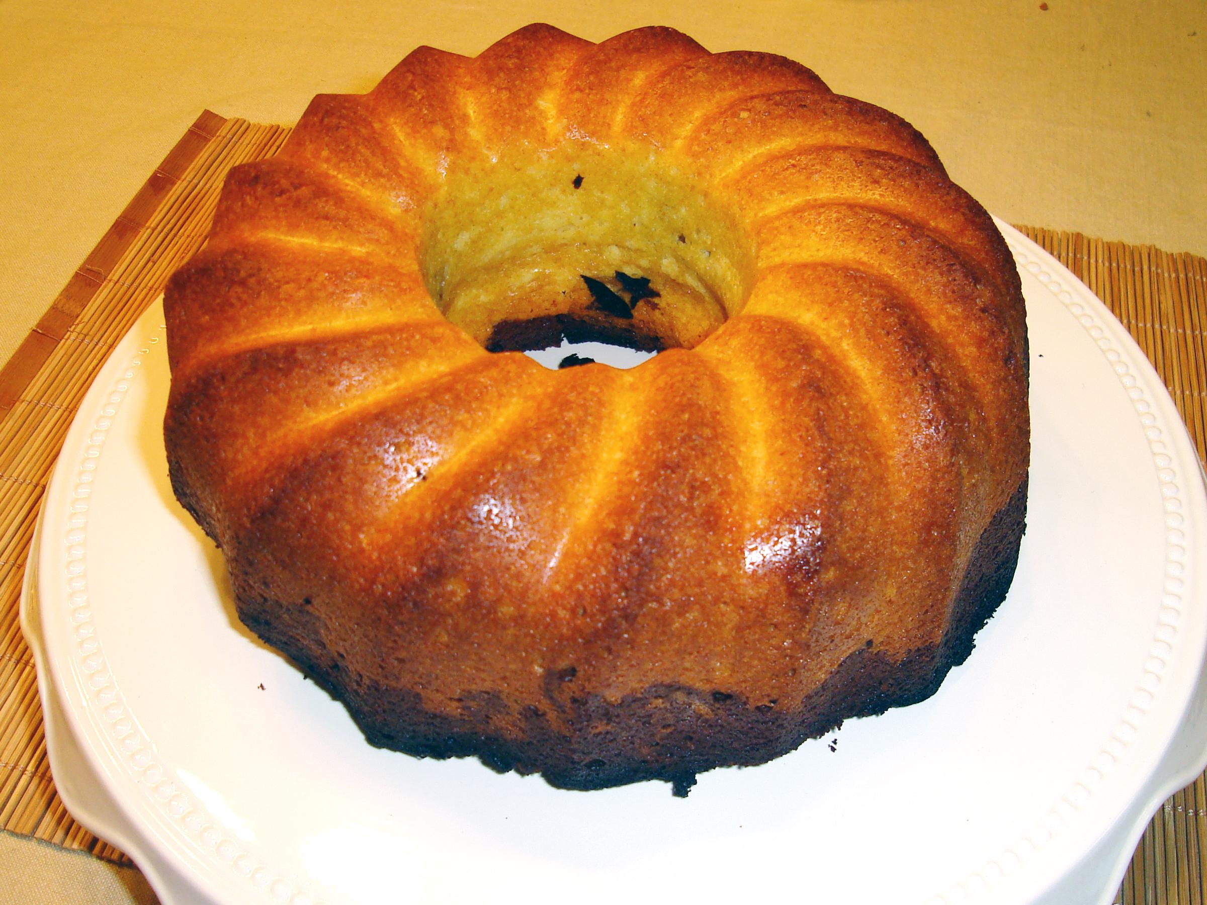 Chocolademarmercake