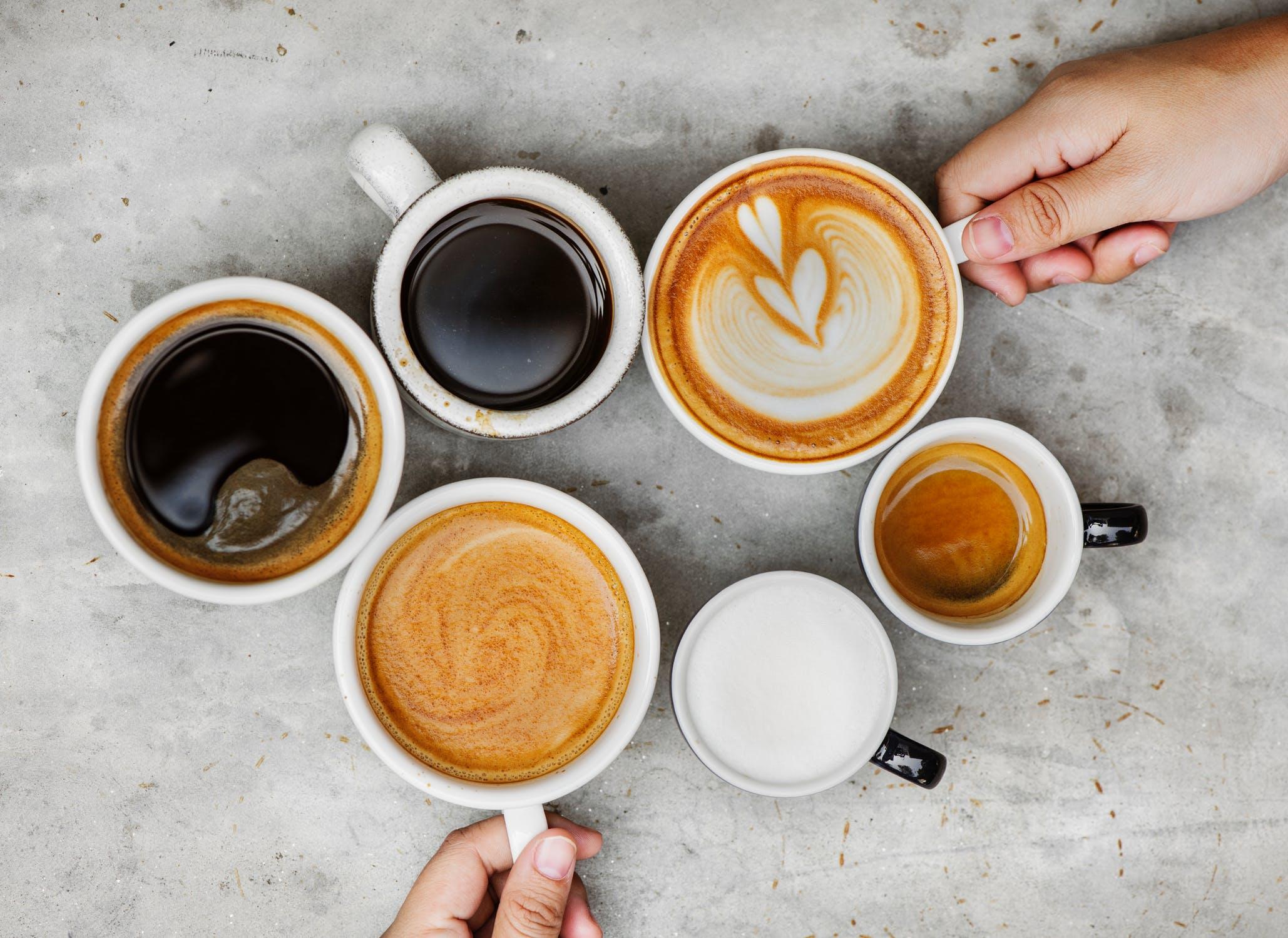 De lekkerste recepten met koffie