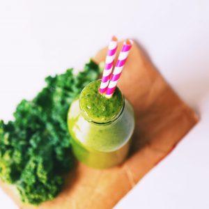 Lekker gezond: groene smoothie ontbijt recept