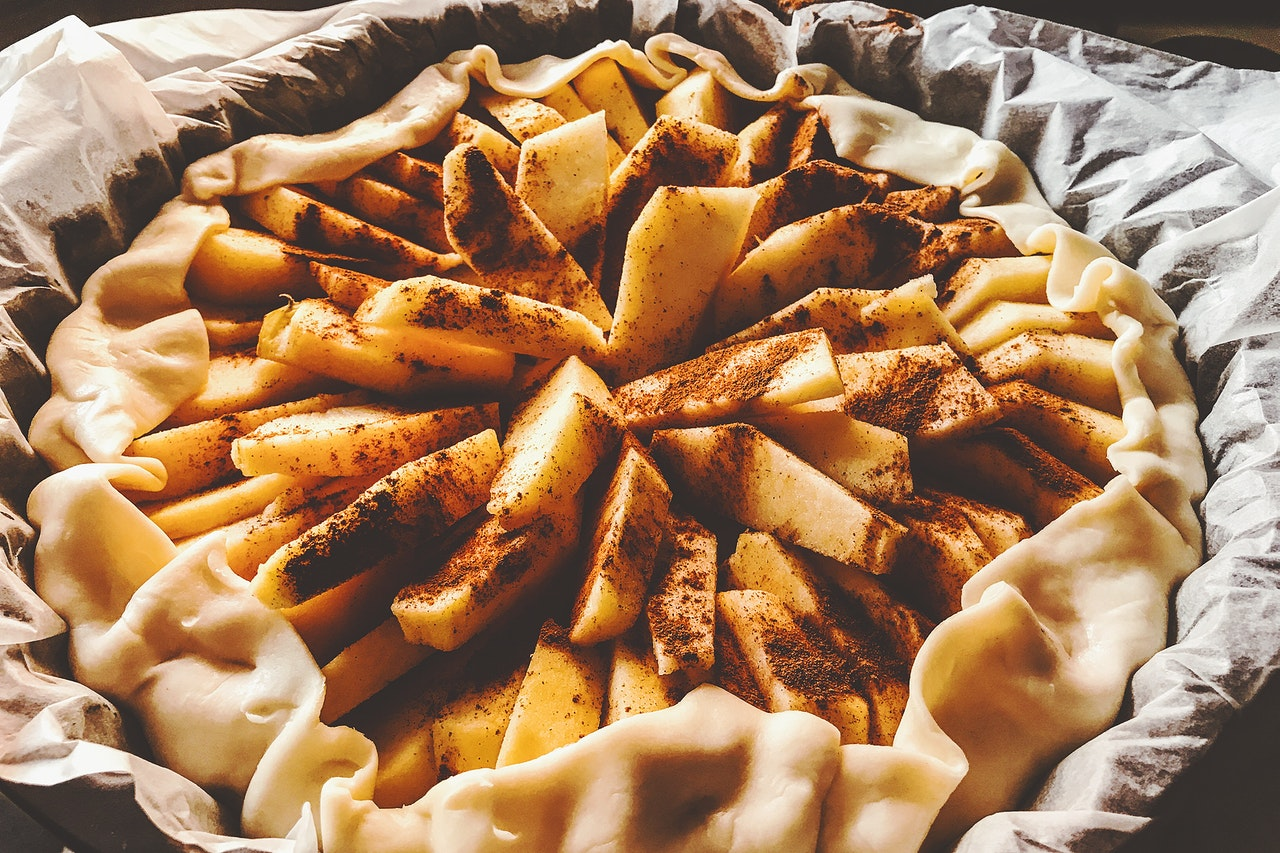 Het geheim van de perfecte appeltaart