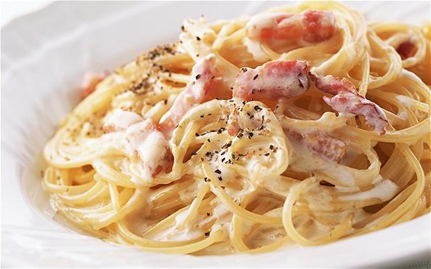 Authentieke Spaghetti Carbonara