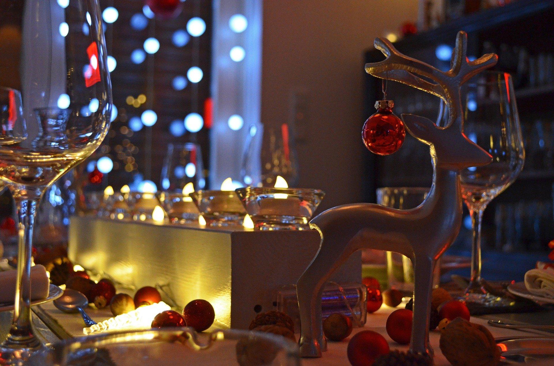 5 tips om een stressvrij kerstdiner te bereiden