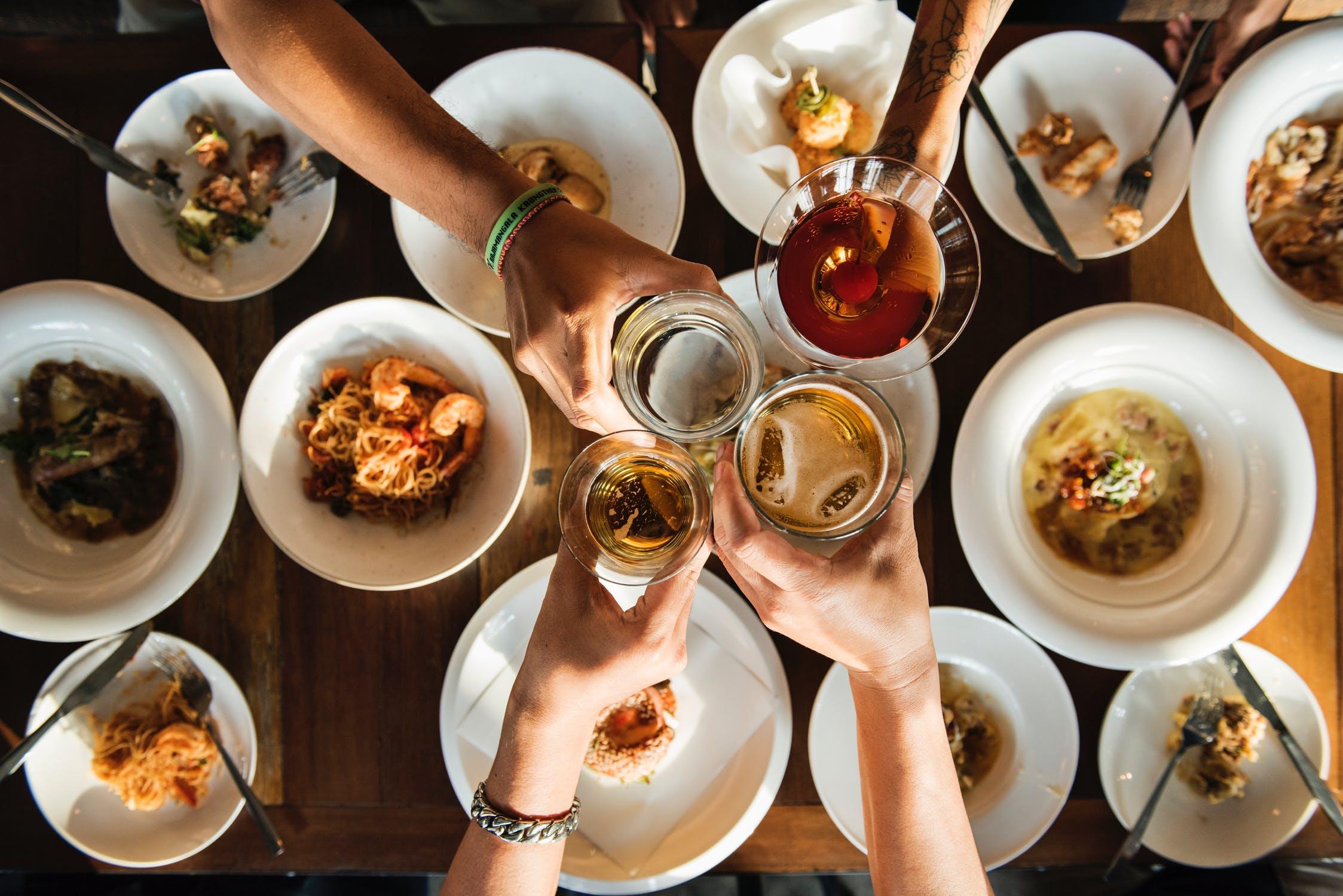 Lekker eten en drinken met Vakantieveilingen